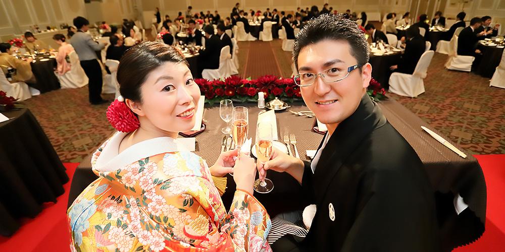 2017年11月25日挙式 MASAKI&YURIE