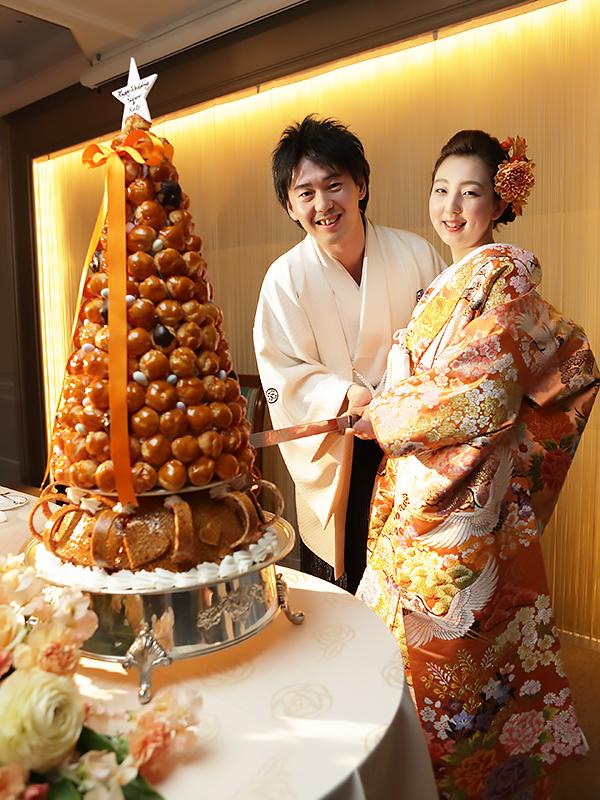 2018年3月10日挙式 TAKURO&KOTO in ホテルクラウンパレス浜松