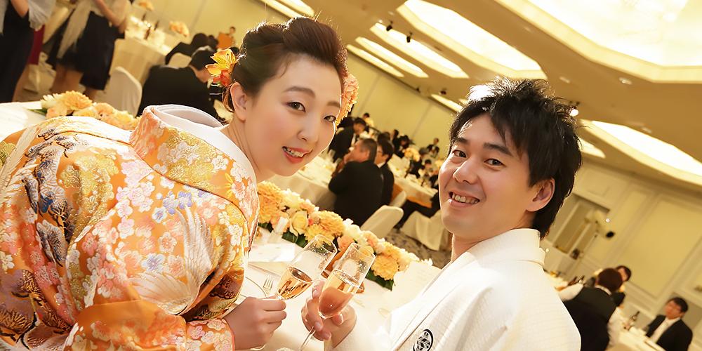2018年3月10日挙式 TAKURO&KOTO